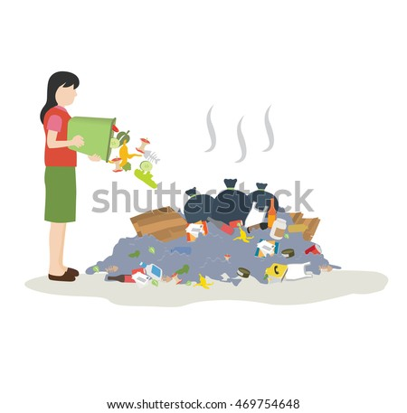 Throwing Trash Stock Images, Royalty-Free Images & Vectors ...