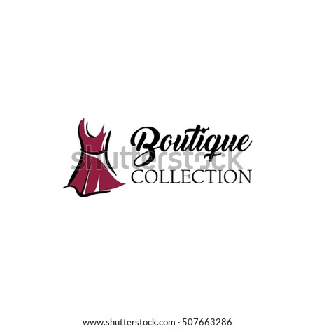 Women Fashion Logo Design Template Stock Vector 507663286 - Shutterstock
