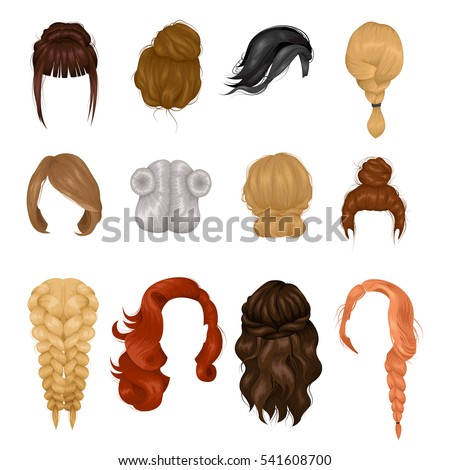 Wig Stock Images, Royalty-Free Images