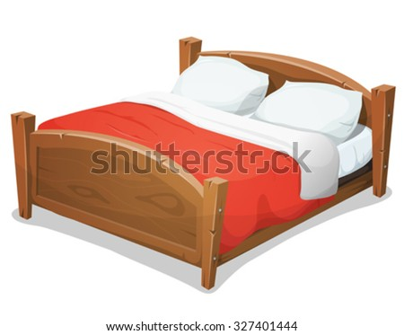 Bed Stock Vectors, Images & Vector Art | Shutterstock