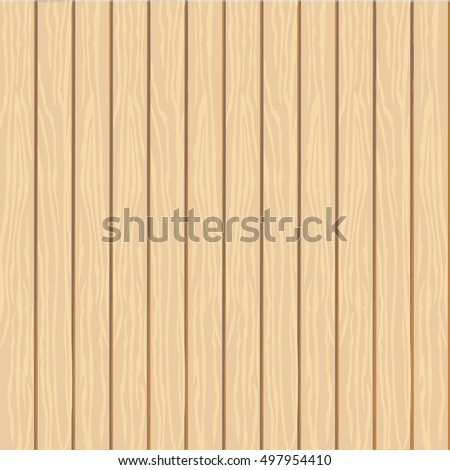 wood plank with soft brown background