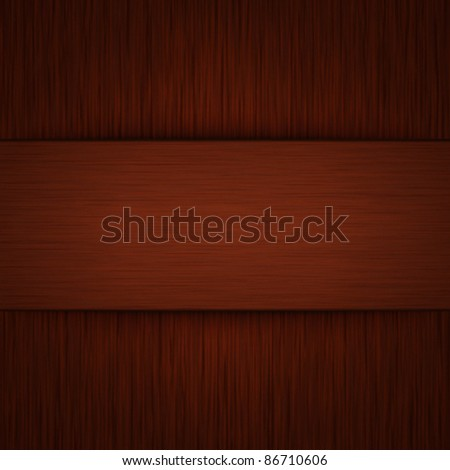 Wood texture vector background eps 10