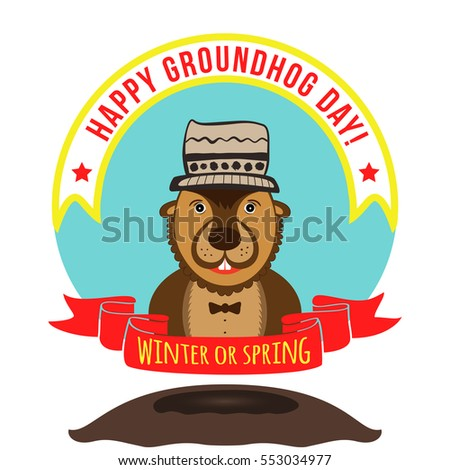Woodchuck Stock Vectors, Images & Vector Art | Shutterstock