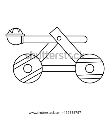 Roman Catapult Ballista Trabucco additionally Catapult also China Emperor In Middle Ages Coloring Page 2 furthermore Physics In Film additionally Trebuchet catapult. on ancient trebuchet