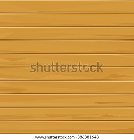 Wooden Plank Wall Background, Polygonal Low Poly Design. Vector - stock vector