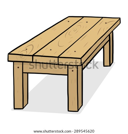 Cartoon wooden table images galleries for Table table logo