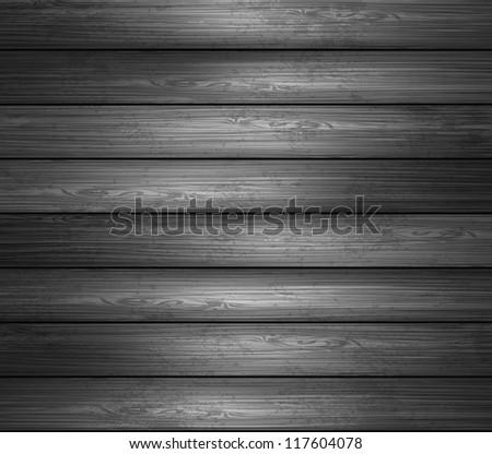 Wooden texture - stock vector