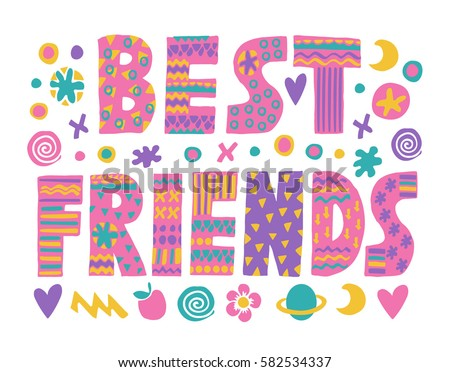 Best Friends Stock Images, Royalty-Free Images & Vectors ...