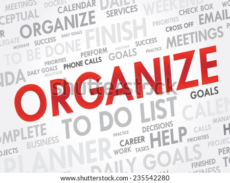 Organized Home Stock Vectors & Vector Clip Art   Shutterstock