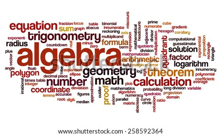 geometry word art - photo #14