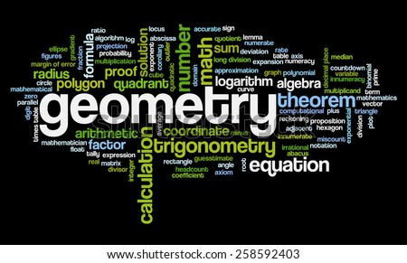 geometry word art - photo #42