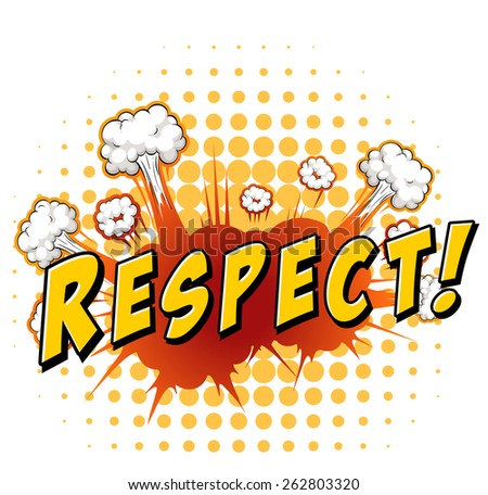 Respect Stock Photos, Images, & Pictures | Shutterstock
