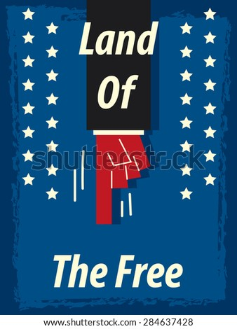 Words Land of The free