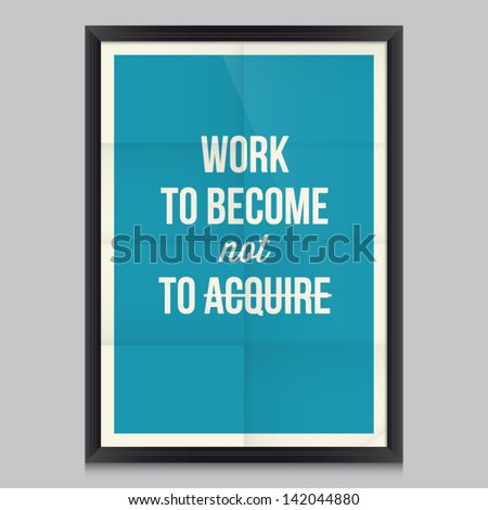 Newcorners Quotes Posters Set On Shutterstock