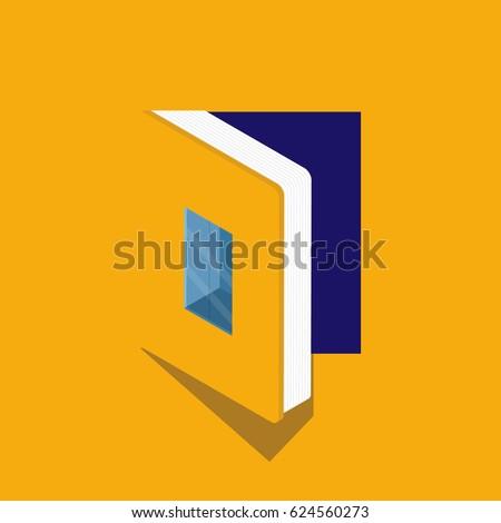 World Book Day Windows Door & World Book Day Windows Door Stock Vector HD (Royalty Free) 624560273 ...