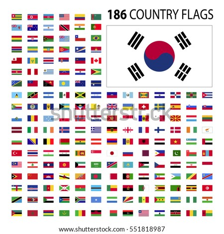 how to make a country flag