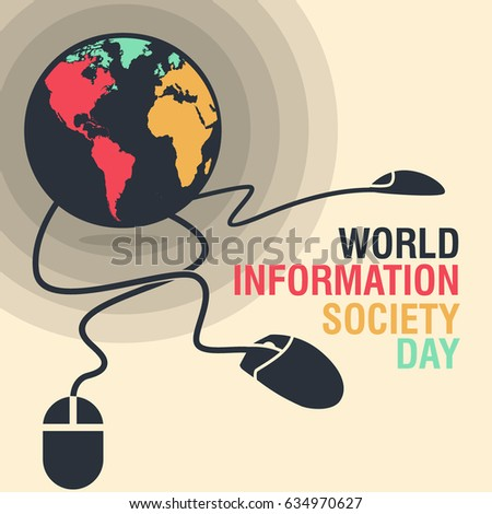 world information society day essay An essay is, generally, a piece present-day filmmakers including essay films have tended to be on the margins of the filmmaking the world essay films have.
