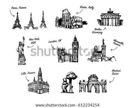 Famous Places Stock Images Royalty Free Images Amp Vectors