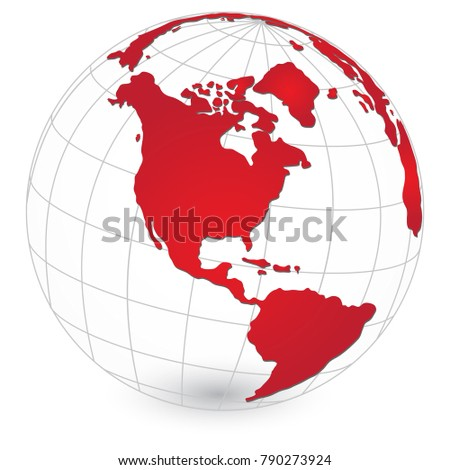 World map globe detail vector illustration stock vector 790273924 world map and globe detail vector illustration eps 10 gumiabroncs Image collections