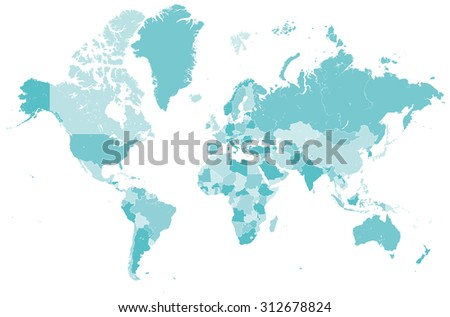 World Map China Stock Images RoyaltyFree Images Vectors - Earth map countries