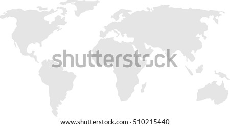 World map outline graphic style background stock vector hd royalty world map outline graphic style background vector of asia europe north south america and africa gumiabroncs Choice Image