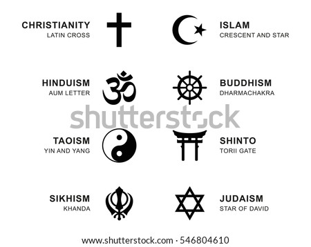 Hinduism, Buddhism, Confucianism, and Taoism