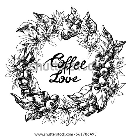 Coffee Sketch Stock Images Royalty Free Images Amp Vectors