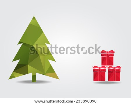xmas backgrounds - stock vector