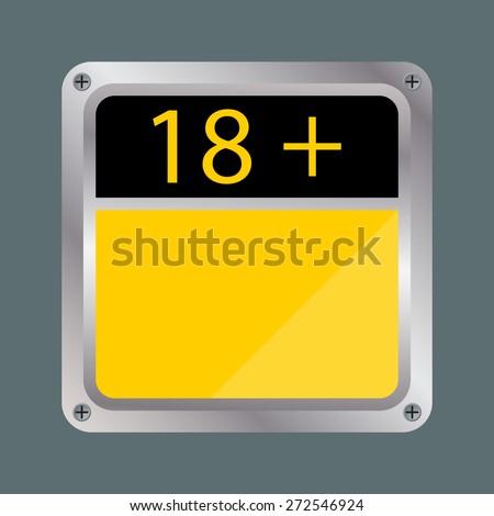 Xxx 20 Plus Sign Vector Stock Vector 272546915 - Shutterstock