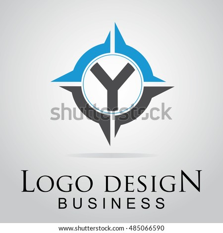 Y letter logo cool circle vector stock vector 485066590 shutterstock y letter logo in the cool circle vector design template for your business altavistaventures Image collections