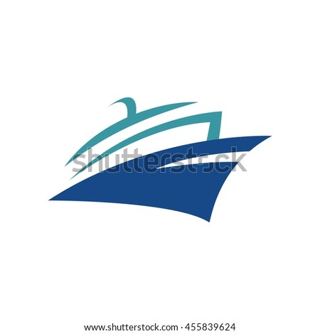 Cruise Ship Logo Stock Images RoyaltyFree Images Vectors - Cruise ship logos