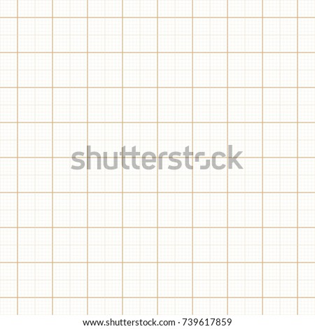 yellow architect graph paper repeat vector stock vector royalty