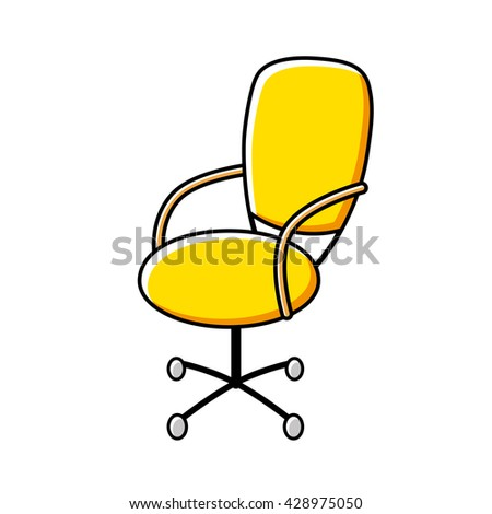 Yellow Chair Stock Photos Royalty Free Images Amp Vectors