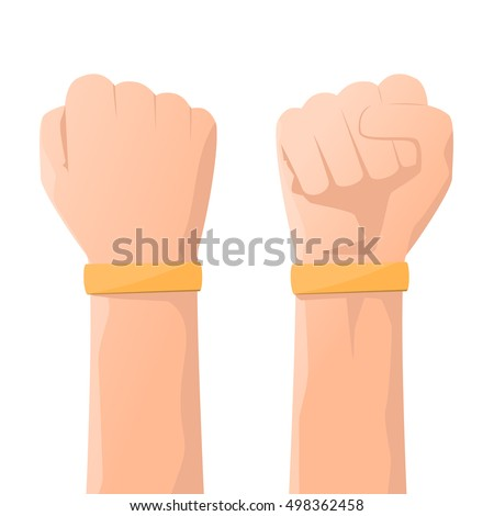 Wristband Stock Images Royalty Free Images Amp Vectors