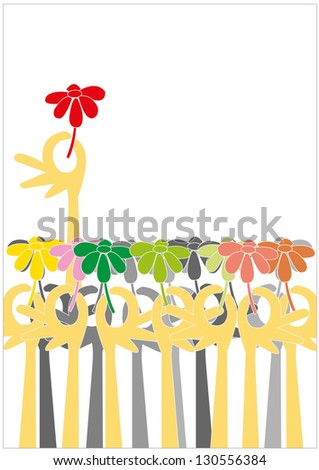 yes - stock vector