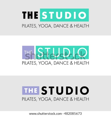 Yoga logo esign template. Health Care, Beauty, Spa, Relax, Dance, Meditation, Nirvana concept icon. Vector Illustration EPS10