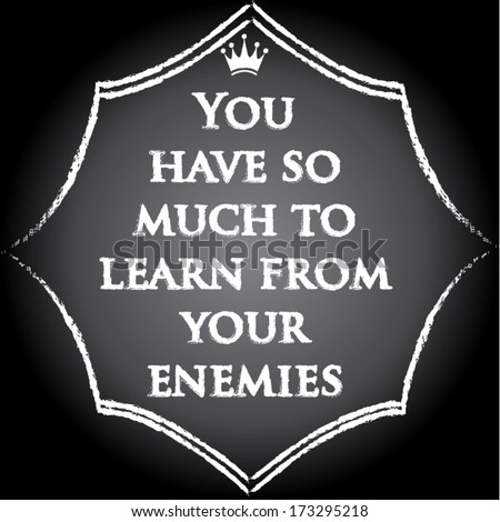 Enemy Quotes and Sayings (130+ quotes) - CoolNSmart