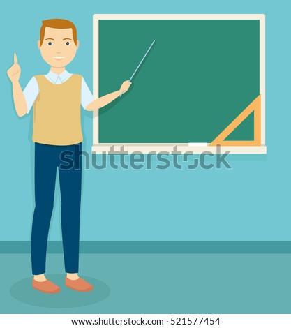 Teacher Cartoon Stock Images, Royalty-Free Images & Vectors ...