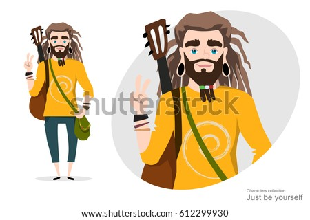Long Dreads Stock Images Royalty Free Images Amp Vectors