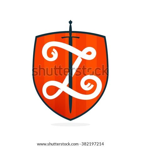 medieval knight spear sword flag banner stock vector 326913269 shutterstock. Black Bedroom Furniture Sets. Home Design Ideas
