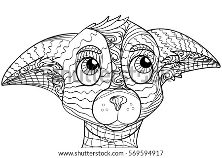 Chihuahua Drawing Dog Stock Images Royalty Free Images