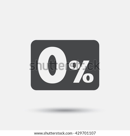 zero percent stock images royalty free images vectors shutterstock. Black Bedroom Furniture Sets. Home Design Ideas