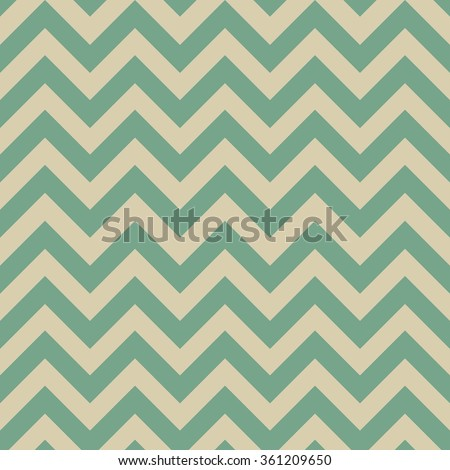 Zig-Zag Pattern, Vector Background In Pastel Colors