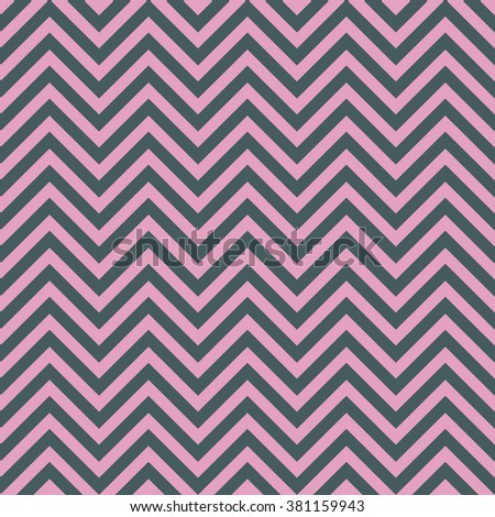 Zigzag pattern, seamless illustration